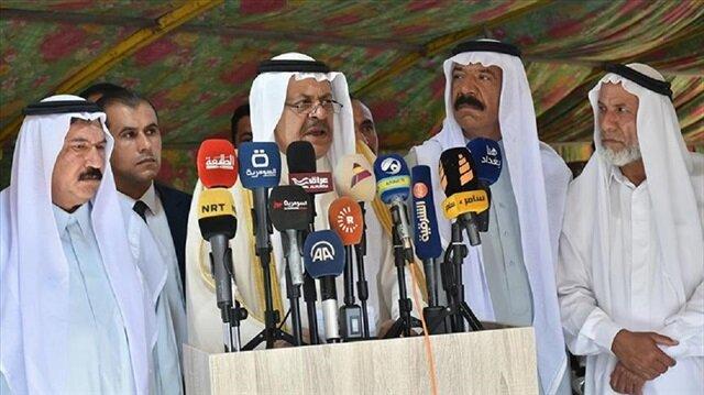 Arabs demand Peshmerga free thousands held