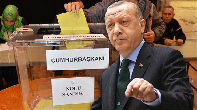 أردوغان يكشف عن شكل
