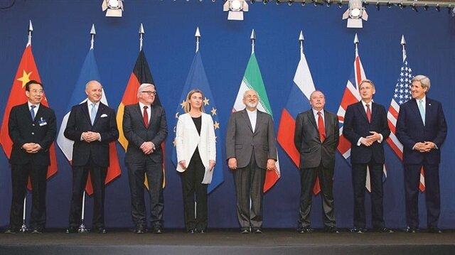 ماكرون يعلن من واشنطن: فرنسا لن تنسحب من الاتفاق النووي مع إيران