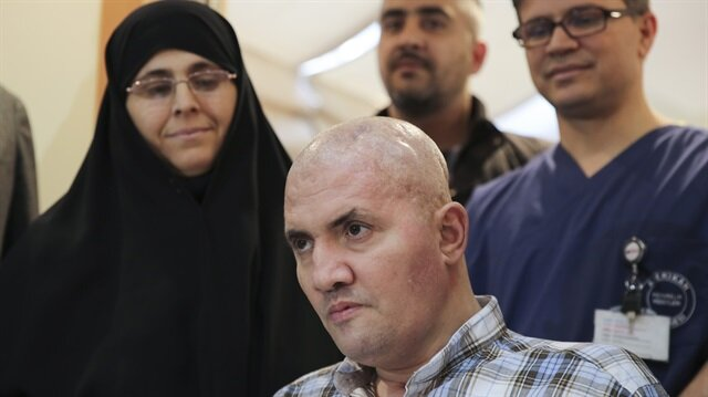 15 Temmuz Gazisi Mehmet Yaman 2 yıl sonra taburcu oldu