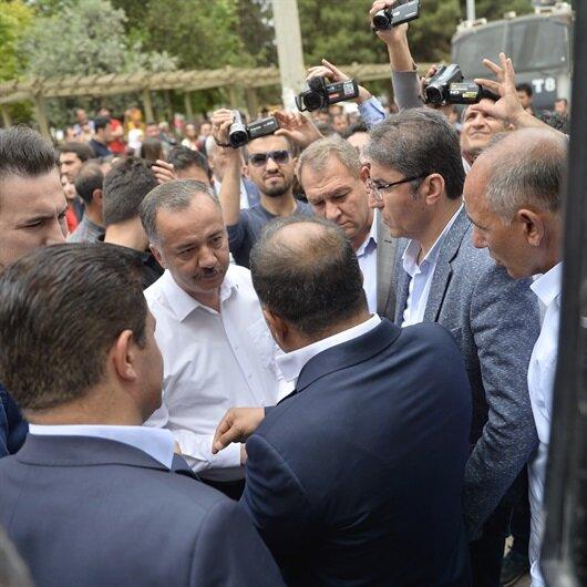 HDP'li vekillere Emniyet müdüründen 'Öcalan' uyarısı