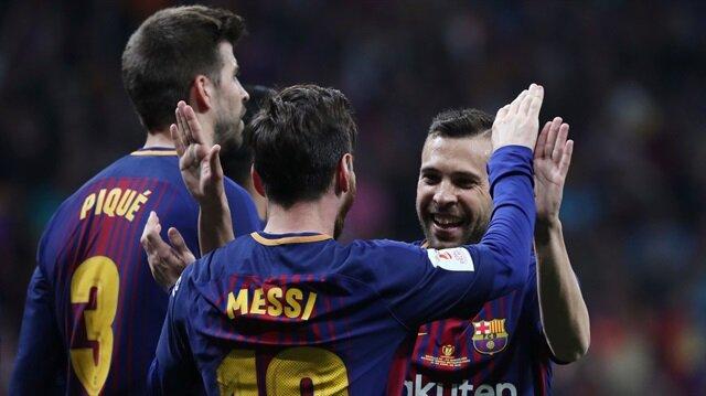 Barcelona Beşiktaş'ın başarısını hedefliyor