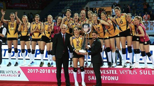 Vakifbank Volleyball
