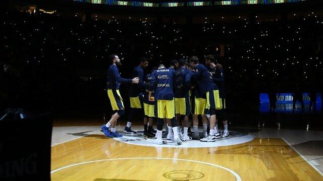 Fenerbahçe Doğuş dördüncü kez Final-Four'da