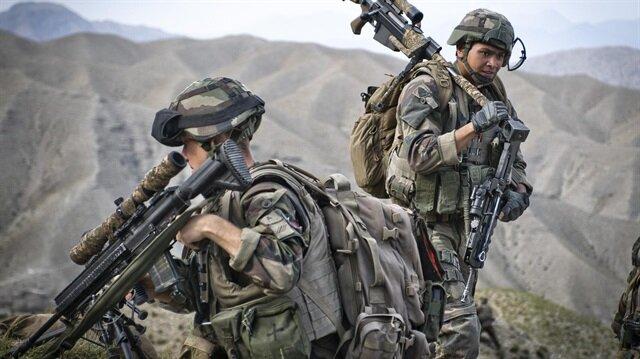 Fransız askerleri YPG el işbirliğine hız verdi