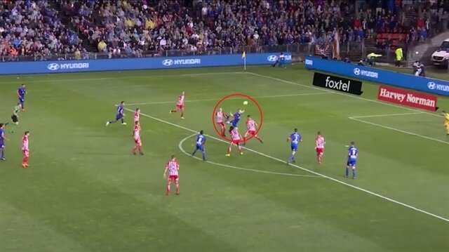 Zlatan bunu görünce çıldıracak: Bu nasıl gol!