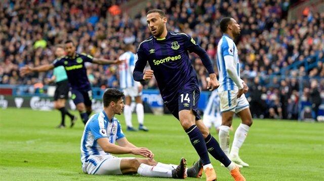 Huddersfield 0-2 Everton (Maç özeti ve golleri)