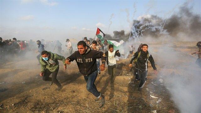 Israeli Defense Forces Kill 3 Gaza Border Protesters, Wound 200 More