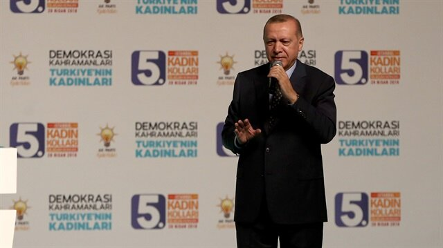 Erdogan Accuses Turkish Opposition of Receiving Money From Abroad