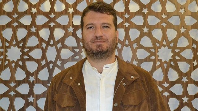 Yapımcı ve senarist Mehmet Bozdağ.