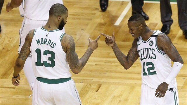 Celtics tur atladı