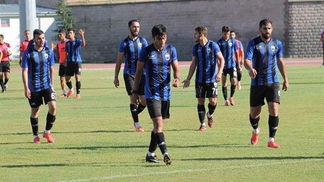 Kayseri Erciyesspor maça çıkmayacak