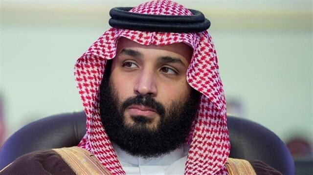 Saudi crown prince said Palestinians should 'shut up' or make peace