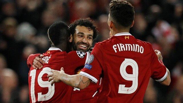 Liverpool'da Firmino'ya yeni sözleşme