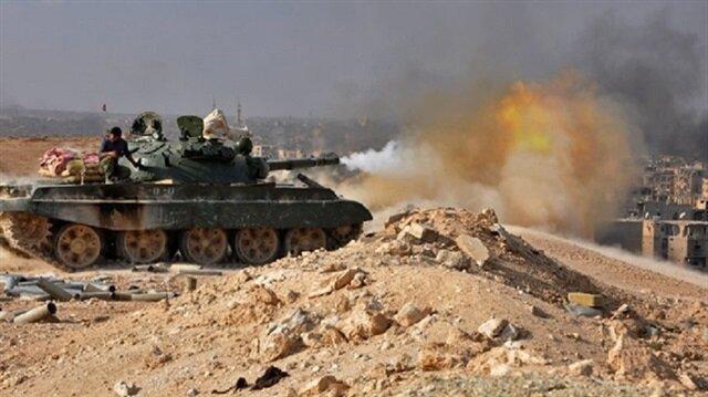 PKK/PYD ile Esed petrol için çatıştı