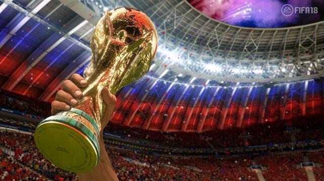 FIFA 18 Dünya Kupası Modu Geliyor