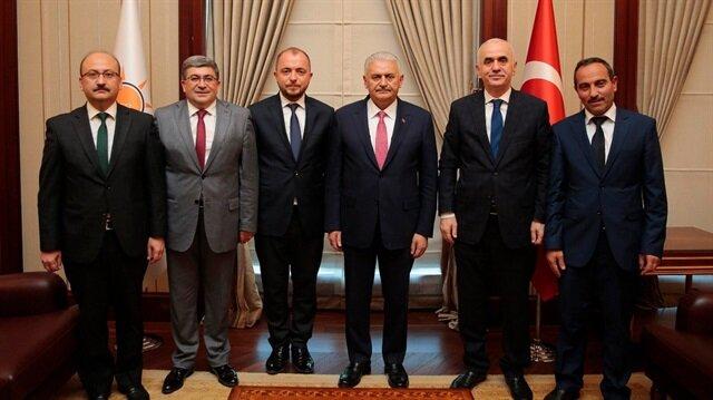 AK Partinin İstanbuldaki 14 ilçe başkan adayı belirlendi