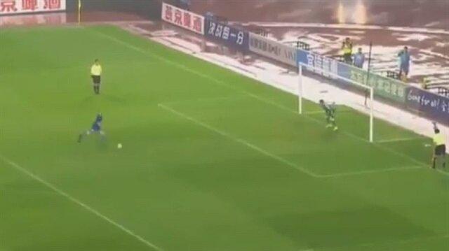 Paletta'nın penaltısı alay konusu oldu
