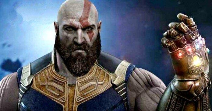 God of War'dan Avengers:Infinity War göndermesi
