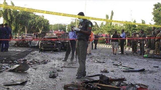 Turkey condemns twin suicide blasts in Nigeria