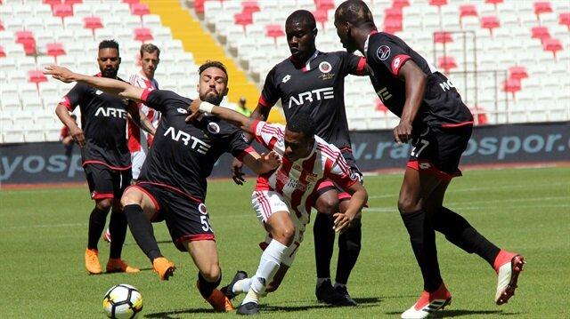 Gençlerbirliği-Antalyaspor maçında biletler 5 lira