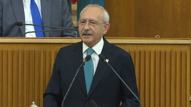 Kılıçdaroğlu, Göreviniz namussuz siyaset yapanlara sahip çıkmaktır
