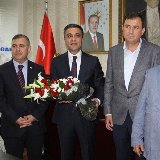 Çankırı'nın yeni belediye başkanı Hüseyin Boz oldu
