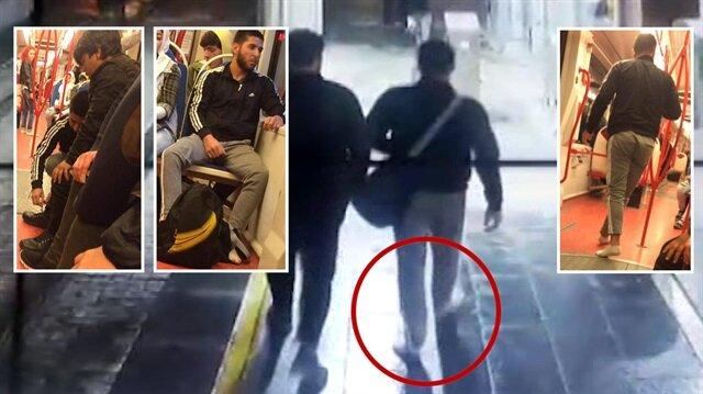 Tramvayda insanlık dersi veren gencin yeni görüntüleri ortaya çıktı