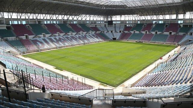 Diyarbakır Stadı, Türkiye Kupası finaline ev sahipliği yapacak.