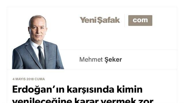 Erdoğan'ın karşısında kimin yenileceğine karar vermek zor