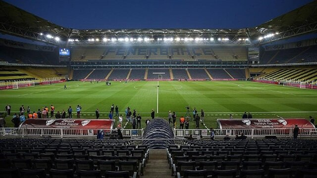 Besiktas boycott rescheduled Turkish Cup semifinal against Fenerbache