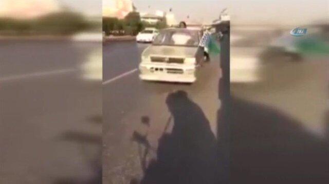 Bu otomobili görenler gözlerine inanamadı