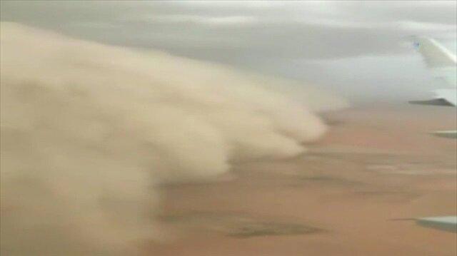 Bu kum fırtınasında 150 kişi hayatını kaybetti!