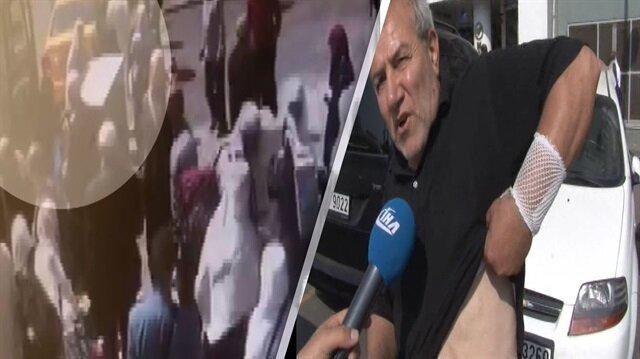 Taksici, UBER şoförü zannedip tartıştığı kişiyi bıçakladı