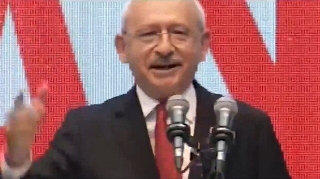 Kılıçdaroğlu, Muharrem İnce gel bakalım buraya