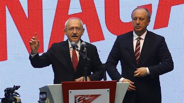 Kemal Kılıçdaroğlu ile Muharrem İnce GEL BAKALIM MUHARREEM ile ilgili görsel sonucu