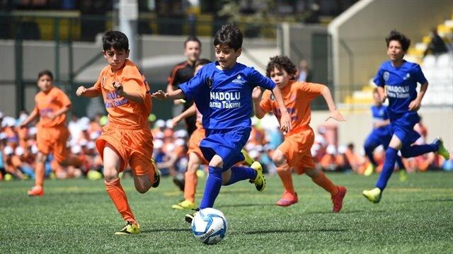 İBB Futbol Akademi finali Porto ile yapacak
