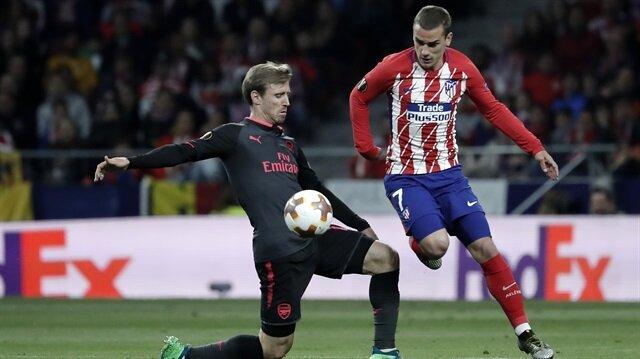 Atletico Madrid 1-0 Arsenal (Maç özeti ve golleri)