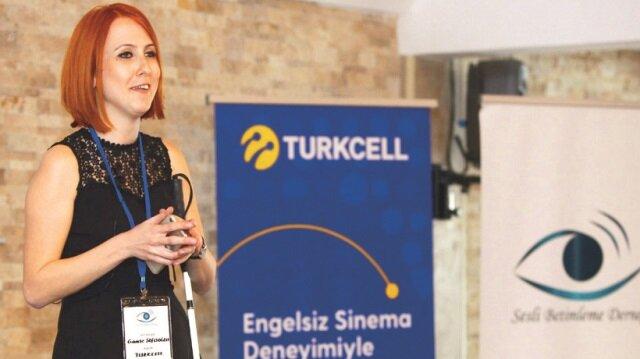Turkcell Engelli Çözümleri Ürün Yöneticisi Gamze Sofuoğlu