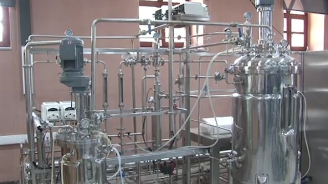 Türkiye'de endüstriyel enzim üretimi başladı