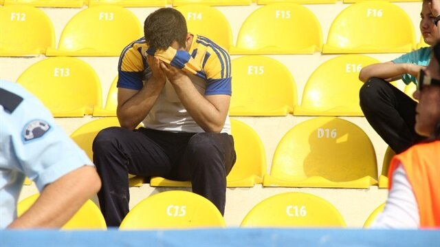 Bucaspor 3. lige düştü