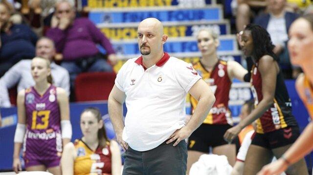 Galatasaray final şansını kaybetti
