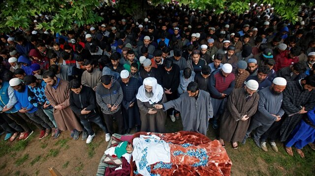 Anti-India Protests In Kashmir Follow Reported Killing Of Rebels