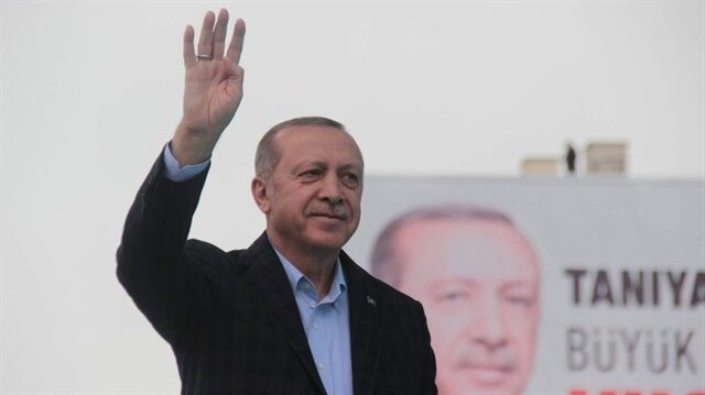 Erdogan unveils election manifesto, vows new cross-border push