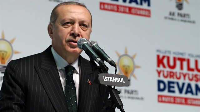 In election manifesto, Erdogan vows new military campaigns