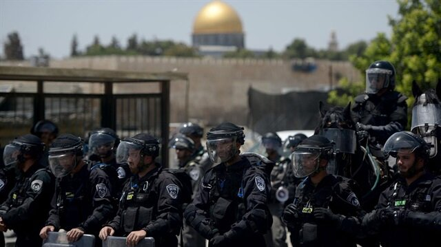 İşgalci İsrail Nisan ayında 128 saldırı düzenledi