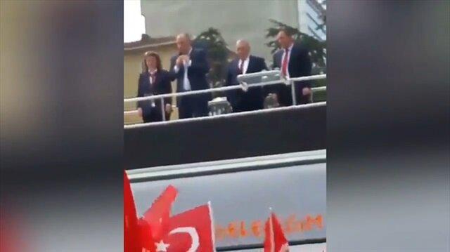 Vatandaş CHP'li Yalova Belediye Başkanı'nı yerin dibine soktu
