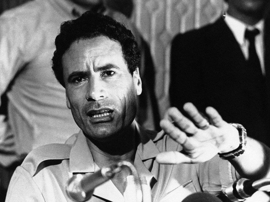 Muammer Kaddafi, 1969'da yaptığı darbeyle birlikte Libya'nın kontrolünü ele geçirmişti.