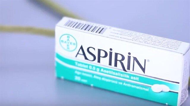 Tüp bebek tedavisinde aspirin kullanımına dikkat edin
