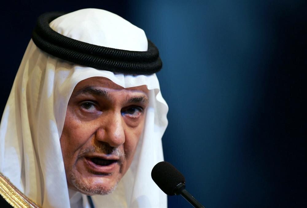 Prens Turkî el Faysal